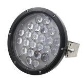 Indicatore luminoso d'avvertimento pedonale del punto della gru a ponte dei sistemi di sicurezza 24 LED
