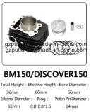 Части набора цилиндра мотоцикла Bajaj Bm150 100
