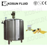 1000literステンレス鋼の電気暖房の液体の混合の蜂蜜タンク