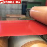 L'exportation vers la feuille de la Russie Gi&PPGI a enduit la bobine d'une première couche de peinture en acier galvanisée