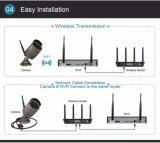 1080P de draadloze IP van het Toezicht van het Huis Uitrustingen van het Systeem NVR van de Camera van kabeltelevisie van WiFi van het Netwerk