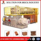 Machine de briques d'argile de technologie de l'Allemagne exportée vers le Mexique