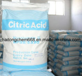 Additifs alimentaires de monohydrate d'acide citrique