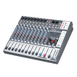 De Professionele Reeks Fx van Bmg 6/8/12/16 Correcte Mixer die van Kanalen Console mengt met Dubbele Toegang USB