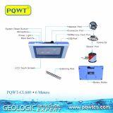 Pqwt-Cl600 6 tester dell'acqua di perdita di rilevazione di unità portatile di alta frequenza