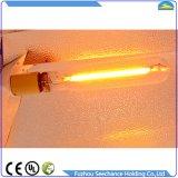 La alta calidad de las ventas calientes crece la luz del reflector y tapas