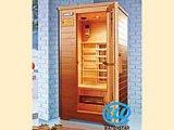 Salle de sauna à infrarouge lointain