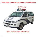 Câmera do zoom HD PTZ de IP66 Policecar 1080P IR