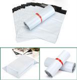 Busta stampata abitudine superiore di imballaggio di plastica di marchio