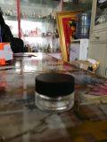 Bouteille de cosmétiques, produits cosmétiques, produits cosmétiques de bouteilles en verre bouteille en plastique