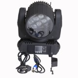 luz principal móvil mágica de la viga de punto del modelo de flor de 12*10W RGBW LED