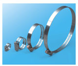 8 / 12,7 mm American Type Anillamiento Hose Clamp