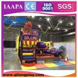 Grosses Kugel-Pool-weiches Spielplatz-Innengerät für Verkauf (QL--087)