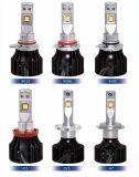 Acheter la pièce d'auto 2PCS H7 6000K phare blanc superbe ampoule inférieure de phare de la lampe DEL du faisceau 35W 6400lm DEL