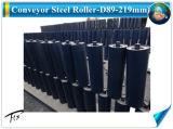 B800mm material a granel sistema transportador do Rolete da Engrenagem Intermediária