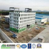 Estructura de acero prefabricada Edificio de oficinas y taller de acero en Tailandia