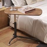 Réglable en hauteur Overbed Table en bois