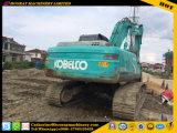 Excavador usado Sk210-8, excavador usado Sk210-8 de Kobelco de la correa eslabonada del material de construcción