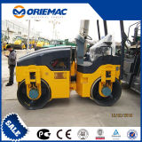 4 тонн мини-Tandem Вибрационный дорожный дороги ролики (XMR40S)