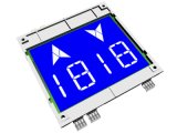 "4.3 "" Stn Duplexpassagier-Höhenruder LCD für Otis"