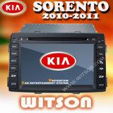 De Auto RadioAuto DVD van Witson KIA Sorento 2010 (W2-9517K)