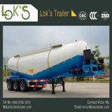 semi Aanhangwagen van de Tanker van het Cement van 29cm de Bulk