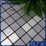 Panneau composé en aluminium superbe du PE PVDF de qualité pour la publicité