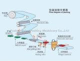 Fatto in macchina imballatrice di Brezel di alta efficienza della Cina del forno multifunzionale del cuscino