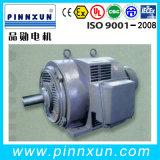 De Motor van de Ring van de Misstap van de Rotor van de Wond van de Machine van het voer 315kw