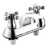 Mélangeur à robinet à lavabo double double ABS (JY-018)