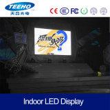 P3 de alta calidad 1/16s en el interior del panel de LED RGB