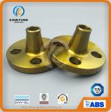 ASME B16.5 en acier au carbone forgé Bride A105N Wn Bride (KT0389)