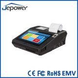 Cashlessの支払指スキャンPOSは3つのトラック磁気カードの読取装置をサポートする