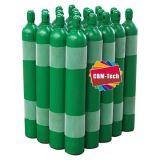 Высокие бутылки кислорода 15L давления