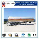 Китая 45cbm топливозаправщика трейлер Semi для перехода метанола