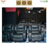 Mobilia del salone, sofà del Recliner del cuoio del Ministero degli Interni (HY 2613)