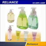 Automatische flüssige Seifen-/Handunterlegscheibe-Desinfizierer-füllende und Verpackmaschine