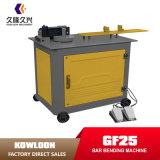 GF25 de snelle Buigende Machine van de Staaf van het Staal van de Snelheid