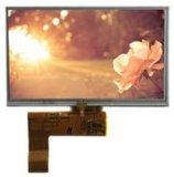 7 de Interface TFT LCD van de duim HD voor de Vertoning van de Advertentie