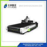 laser d'acciaio della fibra del metallo di CNC 1500W che taglia 3015