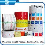 PE бумага с покрытием в ламинированных материалов