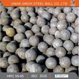 50mm выкованный меля стальной шарик для минирование