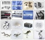 Гравировальный станок вырезывания металла лазера волокна для Cookware Artware