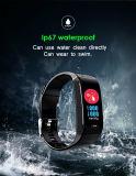 De aangepaste Wearable Armband van het Silicone van de Manchet Slimme met de Drijver van de Geschiktheid K18s
