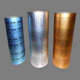 [فرمستيكل] درجة رقيقة معدنيّة لف يلوّن [بتب] [ألومينوم فويل] لأنّ حبات