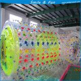 Bille de marche de l'eau gonflable de l'eau Roller/TPU/bille de plage gonflable