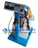 Máquina de flocagem eletrostática interior automotriz