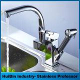 Populäres Qualitäts-Chrom überzogener Badezimmer-Hahn