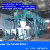 アメリカBrazaiメキシコのマカロニコムギの製粉機機械(150t)