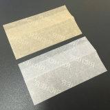 Reicheres transparentes starkes arabisches Hanf-Zigaretten-Walzen-Papier des Gummi-14GSM